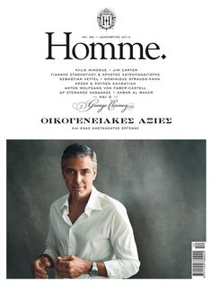 Homme, December 2012, #99 on Magpile