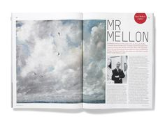 Royal Academy Magazine spread