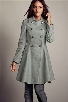Burberry Prorsum Collarless wool coat $2,495 | Christmas ideas ...