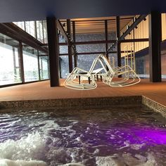 Hydro Massage - Swimming pool - Villaverde Resort, Fagagna - Udine, Italy