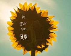 Sun Yellow by MyPaperLab on Etsy Sunflower Quotes, Sunflower Pictures, Sunshine Quotes, Sun Quotes, Happy Quotes, Friendship Bible Quotes, Sunflowers And Daisies, Sun Flowers, Bible Verse Wallpaper