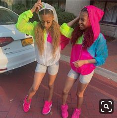 Bestfriend Matching Outfits, Matching Outfits Best Friend, Best Friend Outfits, Black Girl Swag, Pretty Black Girls, Black Girl Fashion, Kids Fashion, Lit Outfits, Cute Swag Outfits