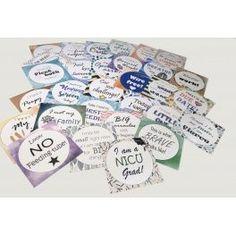 NICU Milestone Crib Cards
