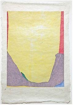 Helen Frankenthaler artwork