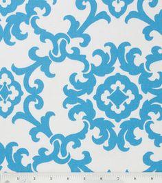 45'' Home Essentials Fabric- Akron Panorama Surf: fabric: Shop | Joann.com