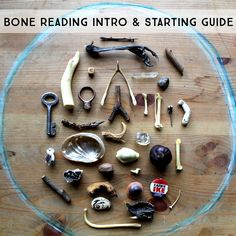 Bone Reading Intro & Starting Guide — Archaic Honey I love this insightful look into Bone Reading. Traditional Witchcraft, Bone Crafts, Tarot Meanings, Eclectic Witch, Palmistry, Book Of Shadows, The Conjuring, Wiccan, Witchcraft Symbols