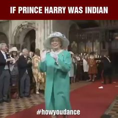 If Prince Harry was Indian