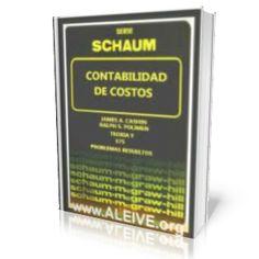LIBROS GRATIS: CONTABILIDAD DE COSTOS - TEORÍA Y PROBLEMAS