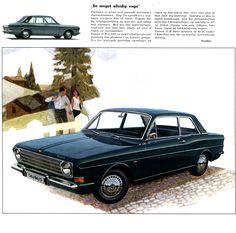 1967 Ford Taunus 12M