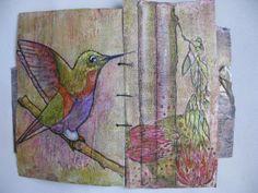 Junk Mail Artist's Book - Online workshop with Carla Sonheim | Flickr: partage de photos! by Marie.Guiderdoni