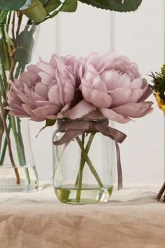 Buy Mauve Peony Jam Jar online today at Next: Rep. of Ireland