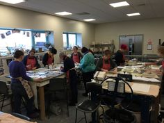 Emily Stubbs' ceramics workshop for York Open Studios