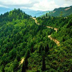 Trabzon ⛵ Eastern Blacksea Region of Turkey ⚓ Östliche Schwarzmeerregion der Türkei #karadeniz #doğukaradeniz #trabzon #طرابزون #ტრაპიზონი #Tрабзон #travel #nature #landscape #ecotourism #mythological #colchis #thegoldenfleece #thecolchiandragon #amazonwarriors #tzaniti