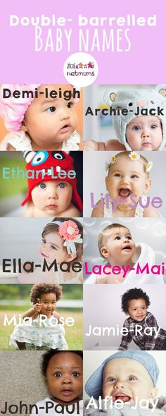 The best double-barrelled baby names.Double-barrelled baby names are becoming ever more popular, esp Double Girl Names, Double Barrel Baby Names, Boy Girl Names, Unusual Baby Names, Cool Baby Names, Southern Baby Names, Baby Name Generator, Best Baby Blankets, Baby Farm Animals