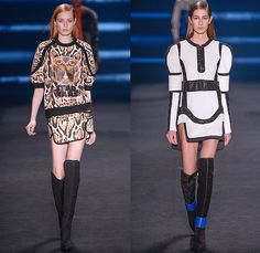 Triton 2015 Winter Womens Runway Catwalk Looks - São Paulo Fashion Week Brazil