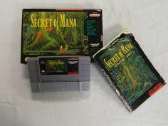 Secret of Mana  (Nintendo SNES, 1993) #squaresoft #classicrpg