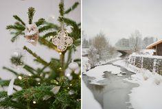 A Christmas holiday inspiration