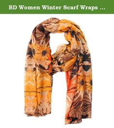 BD Women Winter Scarf Wraps Scarves Shawl Pashmina Warm Neckerchief Orange. Brand New, Ships from China Size: 180*90cm Material: Cotton, Acrylic Soft, Warm and comfortable; Suit for Spring, Summer, Autumn, Winter * The picture may not reflect the actual color of the item due to different monitors Policy - If the item is defect when you receive it or you are not satisfied with it, please return it within 15 days for a replacement or money back. But the items must be back in factory…