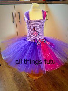 Twilight sparkle tutu dress