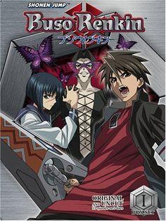 Buso Renkin Box Set 1 DVD ~ Buso Renkin, http://www.amazon.com/dp/B0012EM5G0/ref=cm_sw_r_pi_dp_1ohjqb17RNTEN