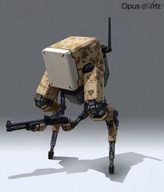 """You fukkin wot m8 il fuk u up i swer on me mum il bash ur fukkin ed in u fukin pleb noobshit"" - military robot"