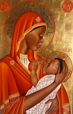 Icône de Notre Dame de la Miséricorde - 12 Avril 2015 - Ordination épiscopale de…