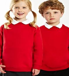 Bhs Boys Junior Unisex Red School Sweatshirt, red Our crew neck school sweatshirt comes in 4 fantastic colours, and is perfect to wear as both school uniform and sportswear. It is easy to iron and machine washable.Crew neckEasy IronMachine WashableTu http://www.comparestoreprices.co.uk/clothing/bhs-boys-junior-unisex-red-school-sweatshirt-red.asp