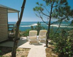 Camping Frankrijk Dune van Pyla - CAMPING PANORAMA DU PYLA - Atlantische kust