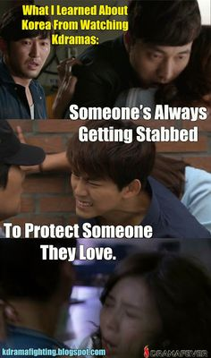 KDrama Fighting! : 12 Things We Learned About Korea From Watching Kdramas