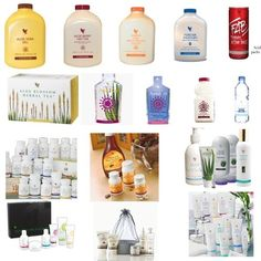 Forever Living Products-supplements