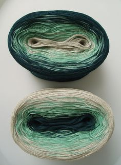 Wolle's Yarn Creations Color Changing Cotton 100gr