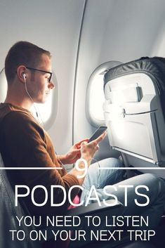 From unsolved murders to secrets from the White House, the topics featured in these podcasts will keep you entertained during your travels. Paris Travel, France Travel, Italy Travel, Travel Essentials, Travel Tips, Road Trip Hacks, United States Travel, What To Read, Best Vacations