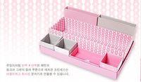 Cajitas organizadoras Box in box modelo Princess. Elaborado en cartón por Fulldesign. Dimensiones: 315x205x165(h) http://www.quemoneria.com