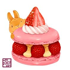 very berry berry bunny