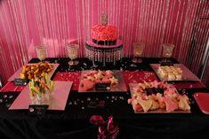 Kyla's Glitz and Glam 8th Birthday | CatchMyParty.com