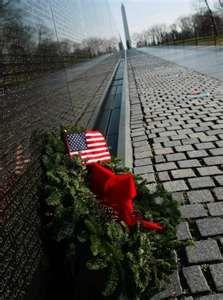 Vietnam Veterans Memorial~ God Bless Them