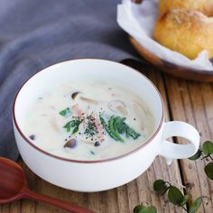 Soup Recipes, Dinner Recipes, Japanese Food, Cheeseburger Chowder, Macaroni, Easy Meals, Food And Drink, Yummy Food, Diet