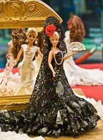 Barbie con #batadecola