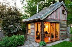 You've never seen anything like these 16 tiny houses. Get a rare glimpse into the life of a tiny house dweller.