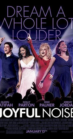 Film Watch, Joyful Noise, Queen Latifah, Movies Worth Watching, Keke Palmer, Hd Streaming, Dolly Parton, Top Movies, Film Serie
