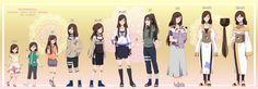 Shion__Hatake by Antodonatella on DeviantArt Naruto Uzumaki Shippuden, Susanoo Naruto, Anime Naruto, Kakashi, Gaara, Oc Manga, Anime Oc, Emo Anime Girl, Manga Girl