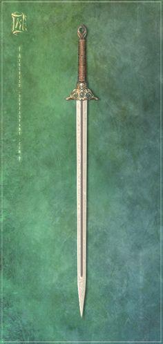 Blade of Kaeyr by Aikurisu on deviantART