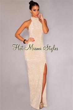 bf6c3b8b76fb4b dress for taylor Hot Miami Styles, Maxi Dress With Slit, Dress P
