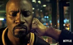 """Cheers for the """"Marathon Luke Cage"""" Public Holiday. Sweet Christmas."""
