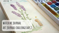 Watch Me Journal - #makeyourmarkaug day 2