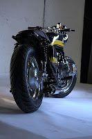 1975 Honda Goldwing 1000  Bulldog Bobber Custom