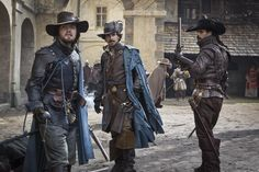 The Musketeers - Season 1 Episode 2 Still