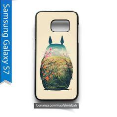 Totoro Miyazaki Samsung Galaxy S7 Case Cover