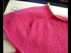 Knitting Videos, Knitting Stitches, Knitting Patterns, Crochet Patterns, Pullover, Felt Art, Knitted Hats, Knit Crochet, Sewing