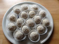 Thermomix #recipe lovely Lemon Balls via Chookie @forumthermomix